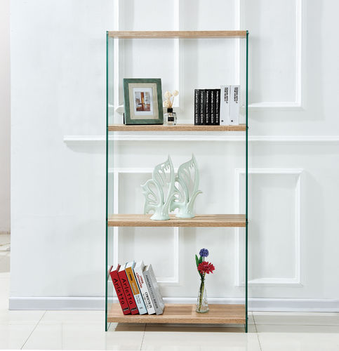 GLASS - ETAGERE / CUB = 0.54 M3