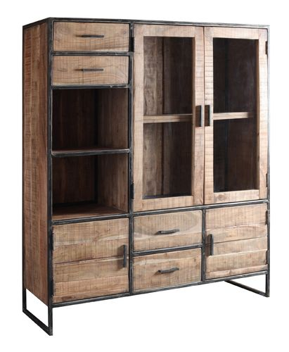 CITY - HIGHBOARD 4P4T2N / CUB = 1,021M3