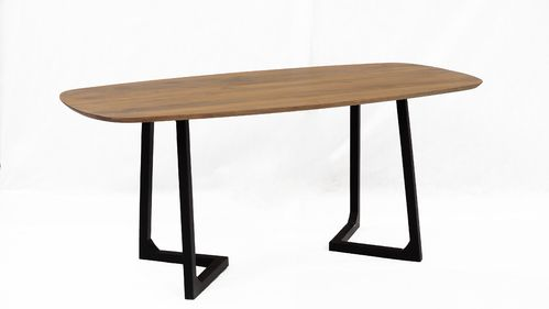 OSLO DARK TABLE 180 X 90 CM / CUB = 0.398 M3